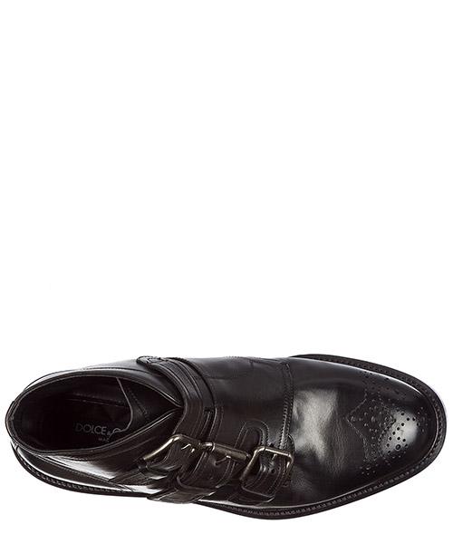 Botines zapatos por hombre en piel michelangelo secondary image