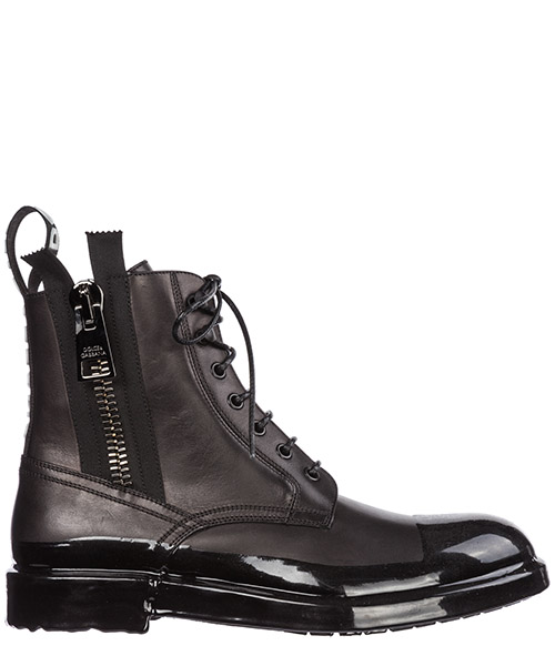 Bottines Dolce&Gabbana A60195AK25380999 nero