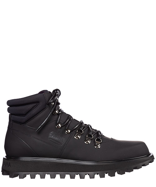 Ankle boots Dolce&Gabbana a60226aa5388b956 nero