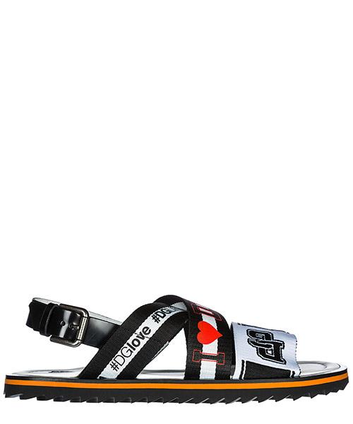 Sandali Dolce&Gabbana A80106AH9258S574 nero