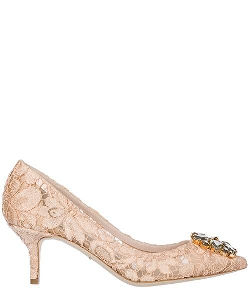 Pump Dolce&Gabbana Bellucci CD0066AL19880240 rosa