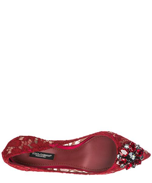 туфли-декольте женские на каблуке rainbow lace secondary image
