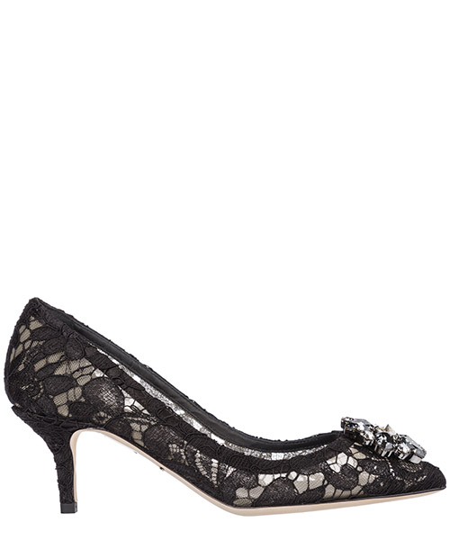 Pumps Dolce&Gabbana Bellucci CD0066AL19880999 nero