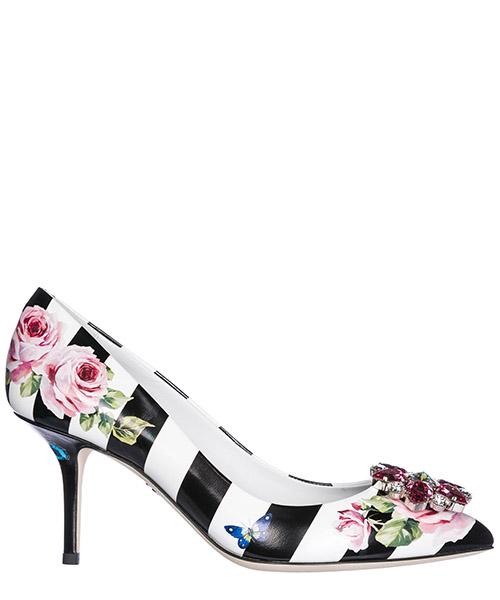 Pumps Dolce&Gabbana CD0730AI942HWI10 bianco
