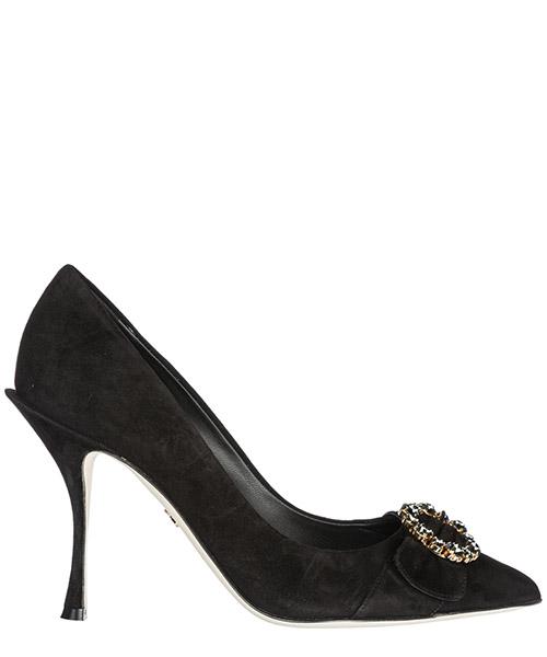Pump Dolce&Gabbana Lori CD1072A127580999 nero