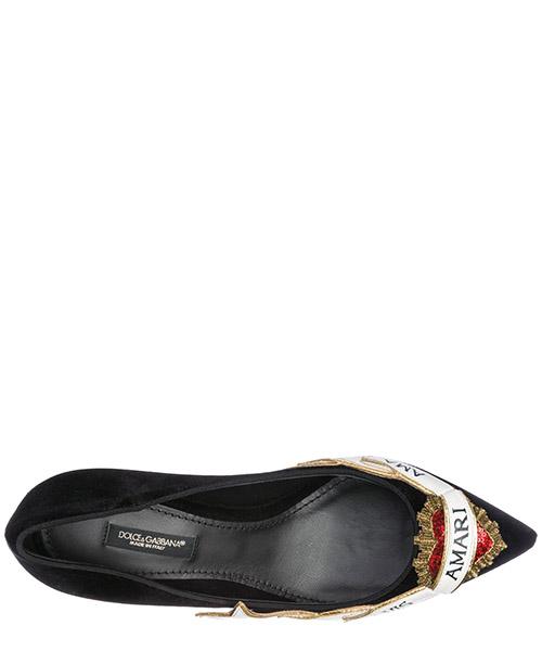 Women's pumps court heel shoes lori secondary image
