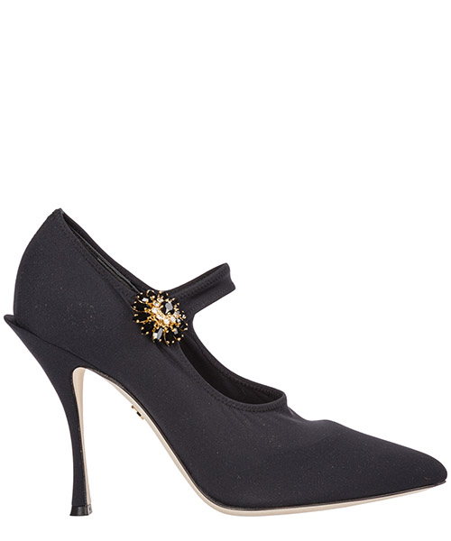 Women's pumps court heel shoes mary jane