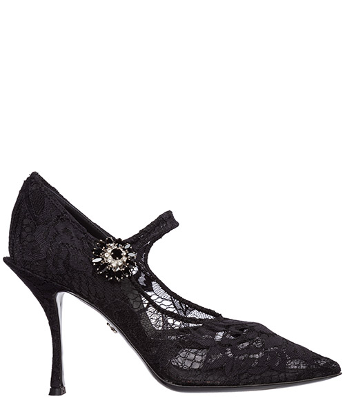 Pumps Dolce&Gabbana cd1292aj31680999 nero