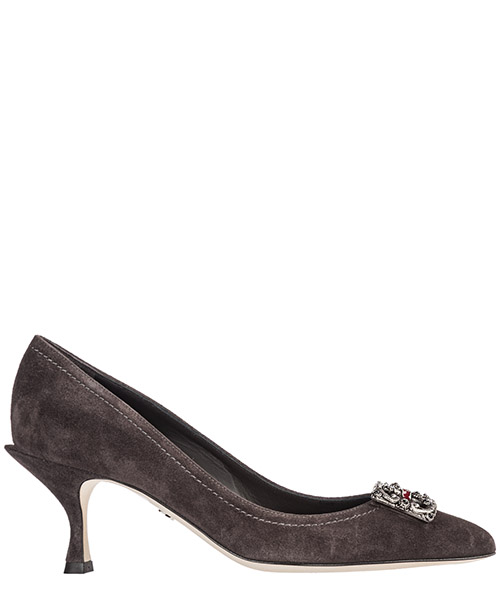 Pumps Dolce&Gabbana Lori CD1360AV30187138 grigio