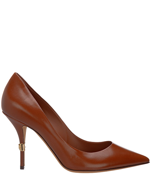 Pumps Dolce&Gabbana Cardinale CD1571AW54980025 cuoio