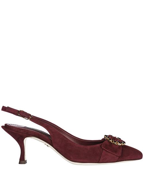 Pump Dolce&Gabbana Lori CG0270A12758H324 bordeaux
