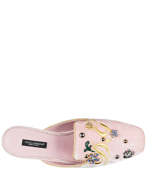 Mules sandales chaussons femme  jackie secondary image