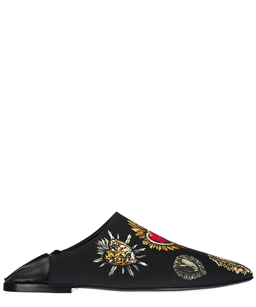 Sabot Dolce&Gabbana CI0046AH748HNM69 nero