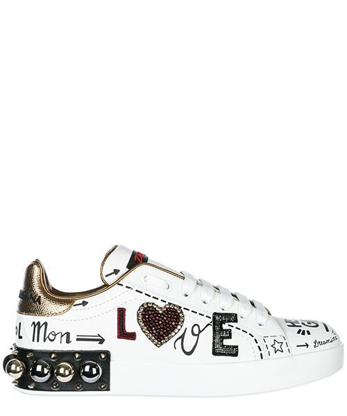 Sneakers Dolce&Gabbana CK1544AV0938S963 bianco