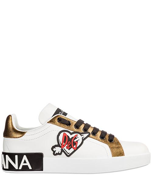Sneakers Dolce&Gabbana Portofino CK1544AJ0698F024 bianco