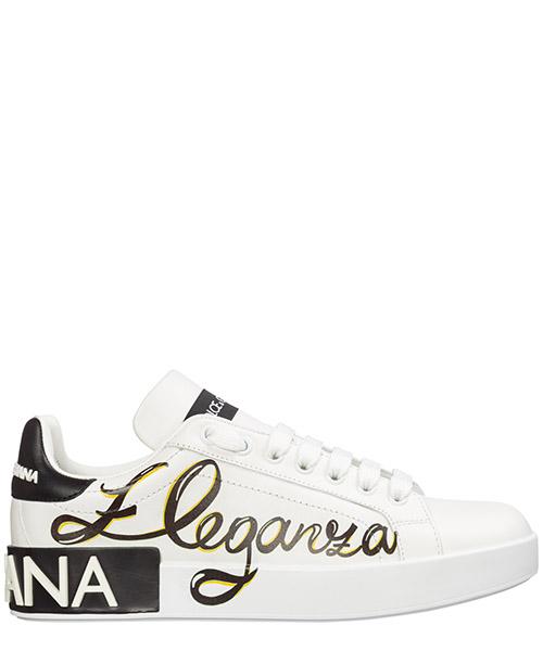 Sneakers Dolce&Gabbana portofino ck1544aj40089697 bianco