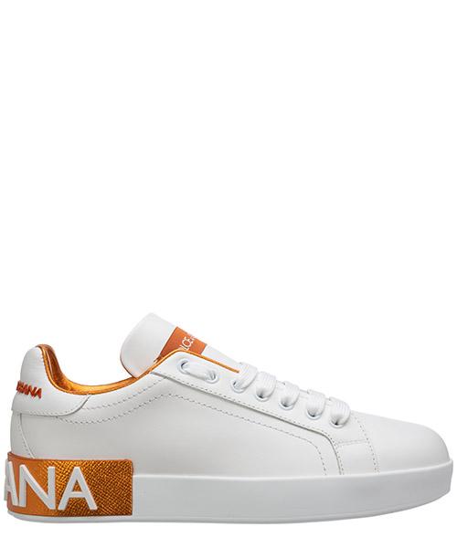Sneaker Dolce&Gabbana portofino ck1544ax61580312 bianco