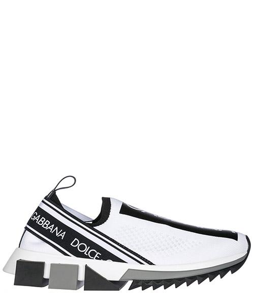 Slip-on Dolce&Gabbana CK1595AH67789697 bianco