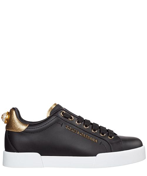Sneakers Dolce&Gabbana portofino ck1602an2988e831 nero