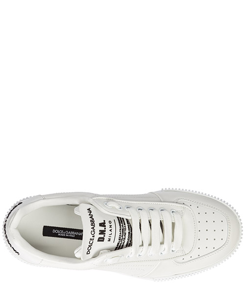 Women's shoes leather trainers sneakers miami secondary image
