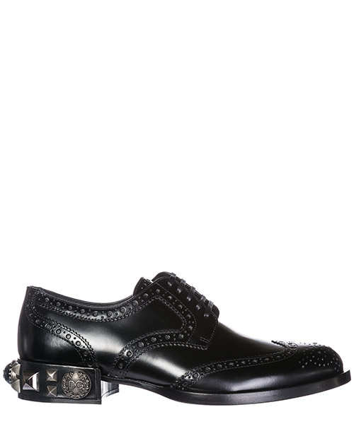 Lace-up shoes Dolce&Gabbana CN0060AV68180999 nero