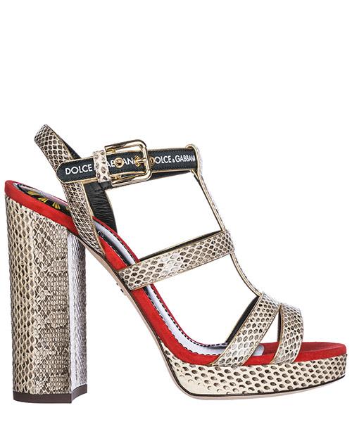 Sandali Dolce&Gabbana CR0562AN7838N729 roccia