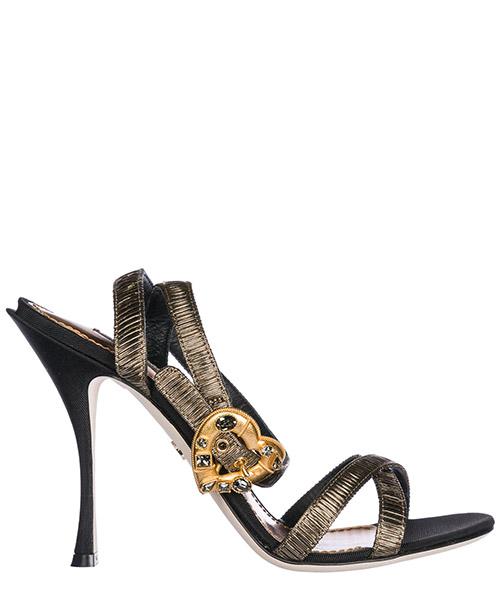 Sandali Dolce&Gabbana CR0568AH8918I972 oro