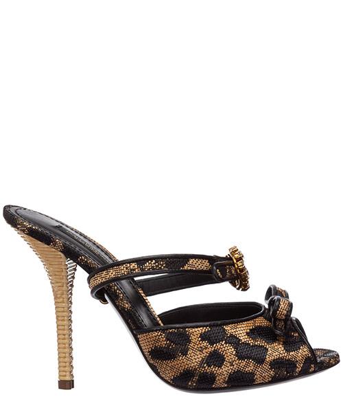 Sandale Dolce&Gabbana CR1008AX88889651 marrone