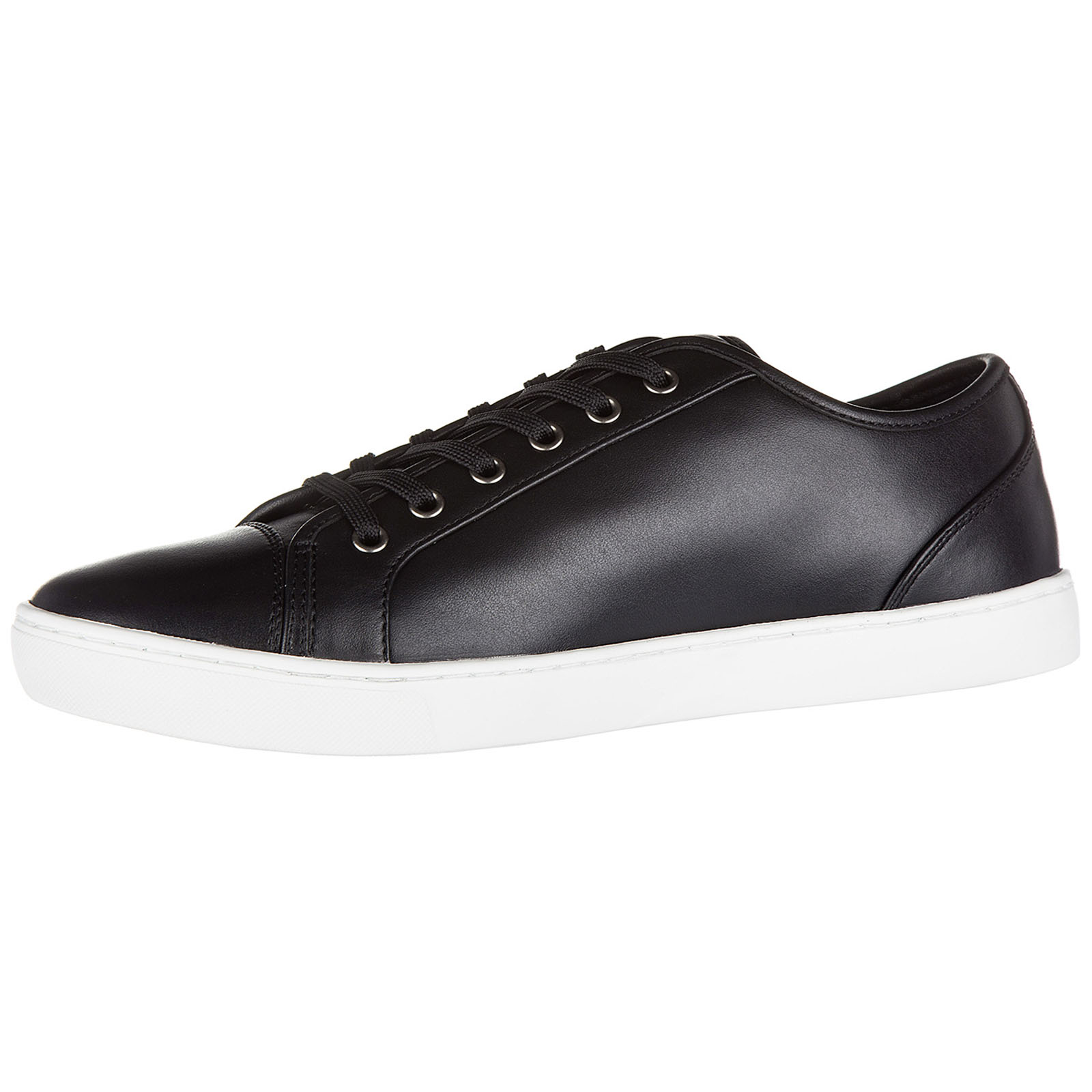 Zapatos zapatillas de deporte hombres en piel