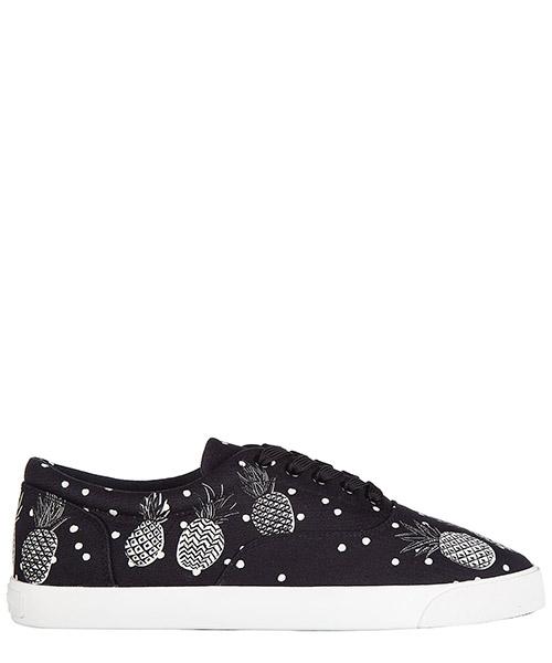 Scarpe sneakers uomo in cotone brooklyn strobel