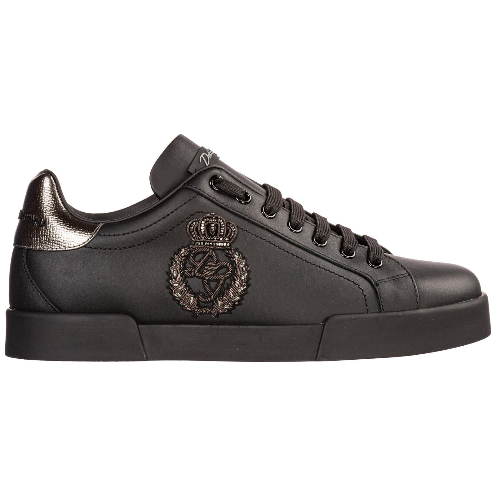 reputable site 6736c 4720c Scarpe sneakers uomo in pelle