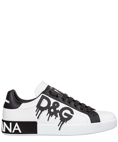Sneaker Dolce&Gabbana Portofino CS1570AA72189697 bianco