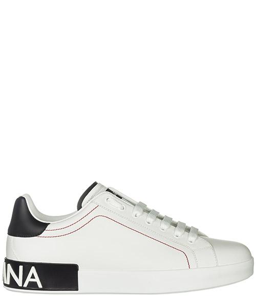 Zapatillas deportivas Dolce&Gabbana Portofino CS1587AH52689697 bianco / nero