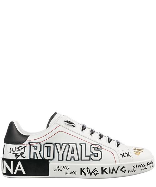 Sneakers Dolce&Gabbana Portofino CS1587AK160HWF57 bianco