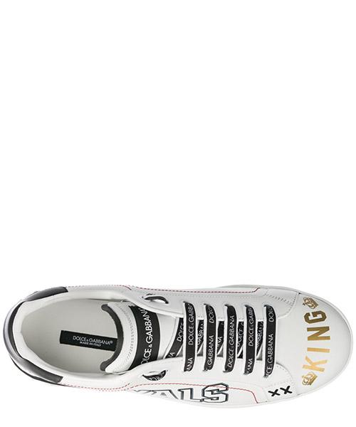 Scarpe sneakers uomo in pelle portofino secondary image
