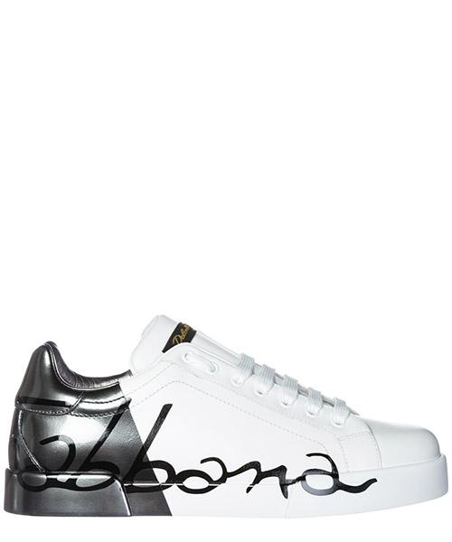 Sneakers Dolce&Gabbana Portofino CS1600AU7768S538 bianco