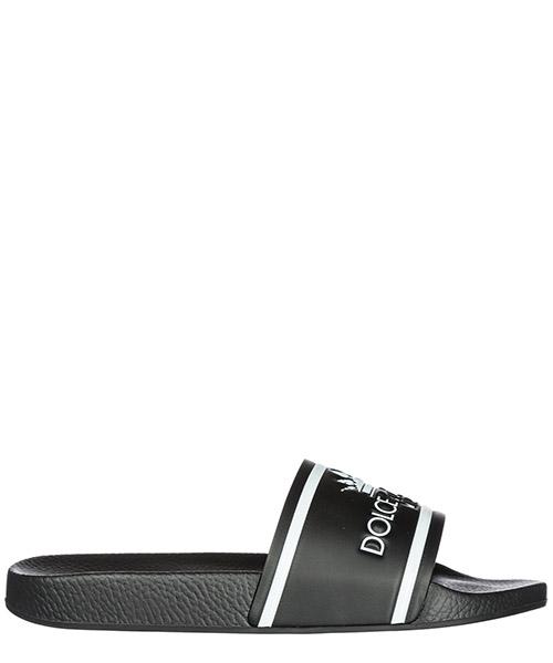 Chancla Dolce&Gabbana CS1630AU679HNR18 nero