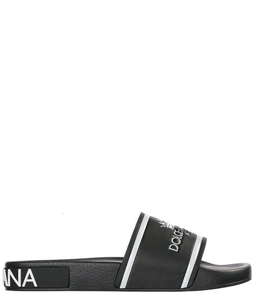 Pantoletten Dolce&Gabbana CS1646AZ57889690 nero