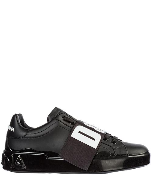 Sneaker Dolce&Gabbana portofino cs1665ak46889690 nero