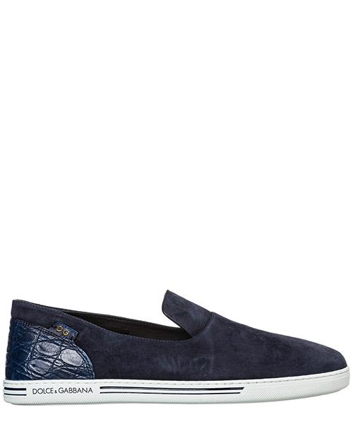 Sneakers Dolce&Gabbana Saint Tropez CS1677A2T4089923 blu
