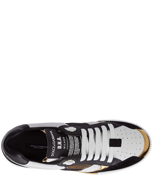 Men's shoes leather trainers sneakers miami secondary image
