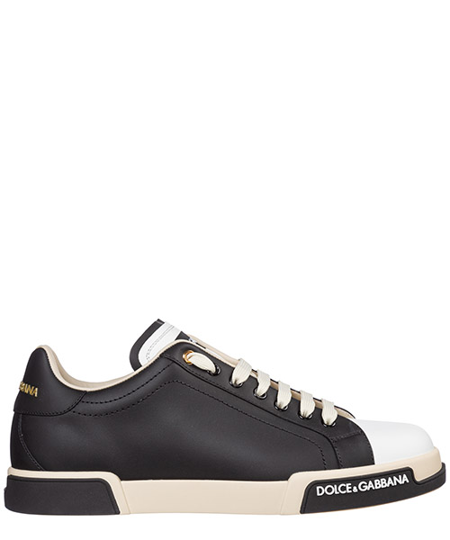 Basket Dolce&Gabbana portofino cs1705aa33589690 nero