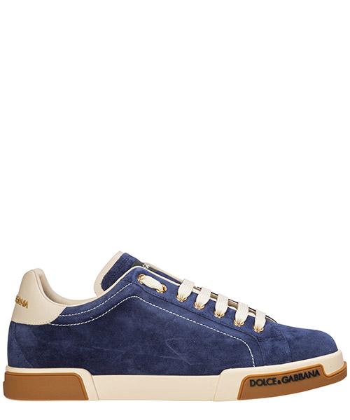 Кроссовки Dolce&Gabbana portofino cs1705aa3368m092 blu