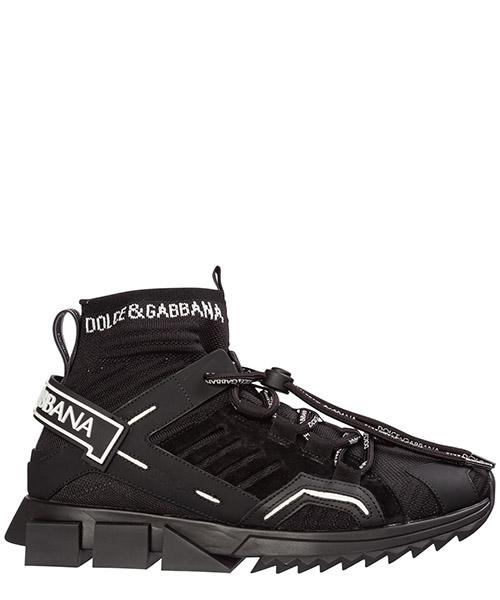 Sneakers Dolce&Gabbana sorrento cs1719aa90889690 nero