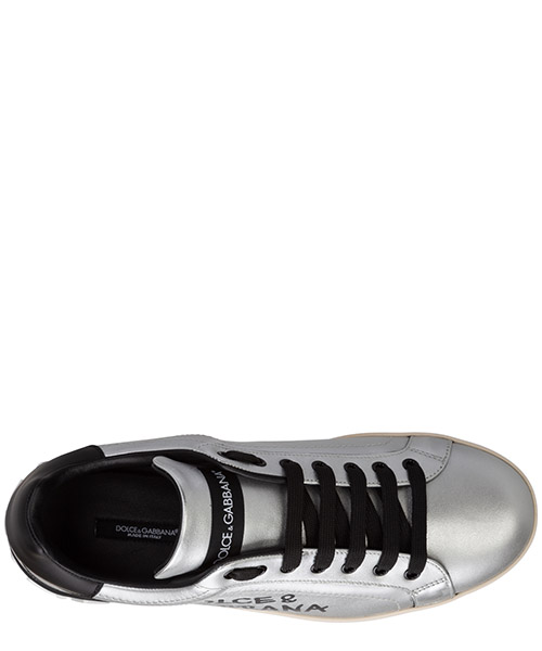 Herrenschuhe herren leder schuhe sneakers portofino secondary image