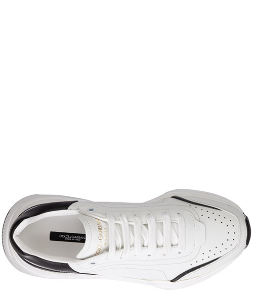 Chaussures baskets sneakers homme en cuir daymaster secondary image