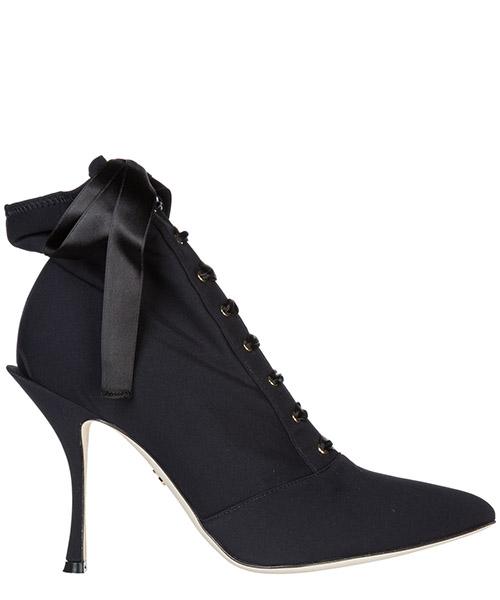 Heeled ankle boots Dolce&Gabbana Lori CT0471AZ16180999 nero