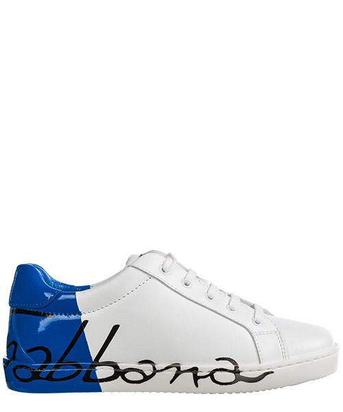 Sneaker Dolce&Gabbana D10602AI053HB821 bianco / blu