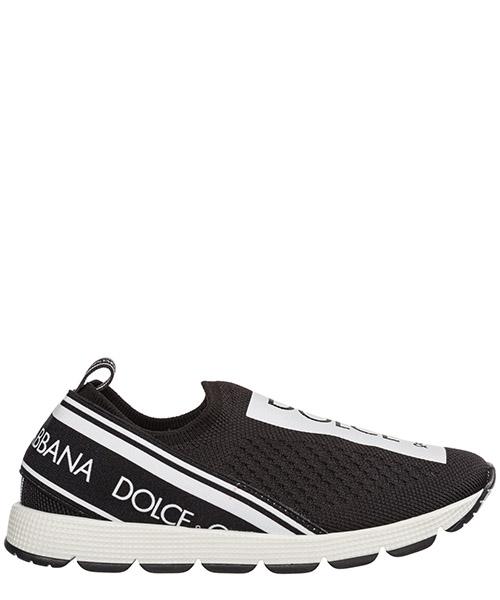 Slip-on Dolce&Gabbana Sorrento D10723AH67789690 nero / bianco