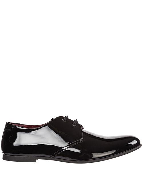 Zapatos con cordones Dolce&Gabbana DA0250A132880999 nero